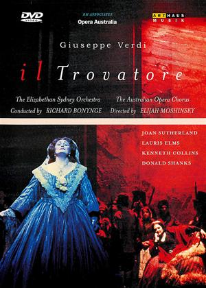 Rent Il Trovatore Online DVD Rental