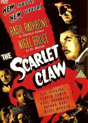 Sherlock Holmes: The Scarlet Claw Online DVD Rental