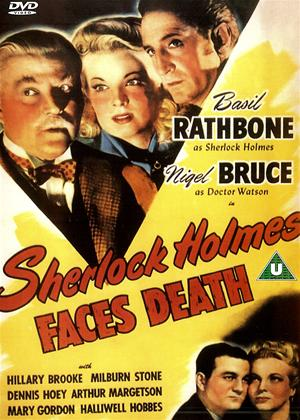 Rent Sherlock Holmes: Faces Death Online DVD Rental