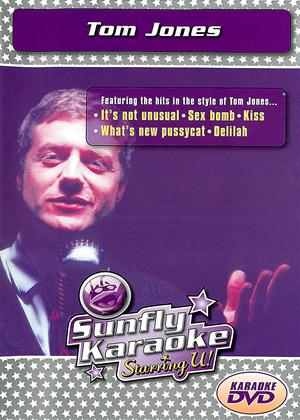 Sunfly Karaoke: Tom Jones Online DVD Rental