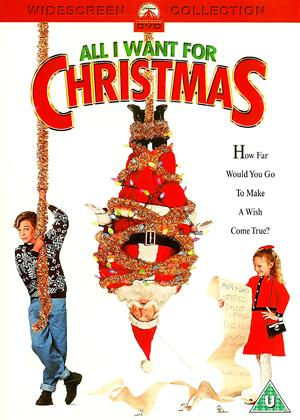All I Want for Christmas Online DVD Rental