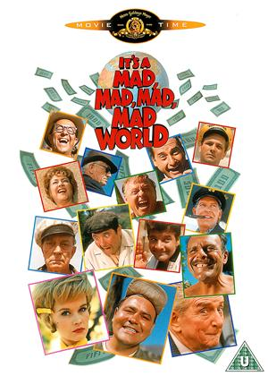It's a Mad Mad Mad Mad World Online DVD Rental