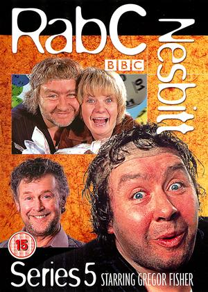 Rent Rab C Nesbitt: Series 5 Online DVD Rental