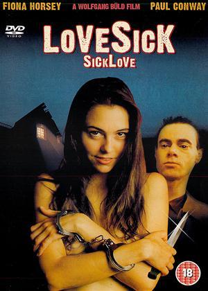 Lovesick: Sick Love Online DVD Rental