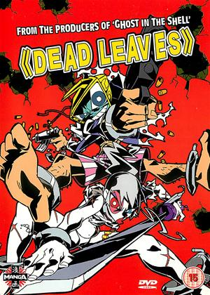 Dead Leaves Online DVD Rental