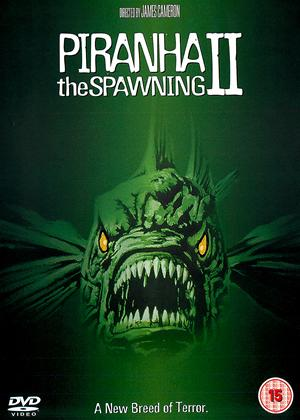 Piranha 2: The Spawning Online DVD Rental