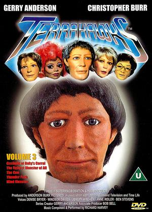 Rent Terrahawks: Vol.3 Online DVD Rental
