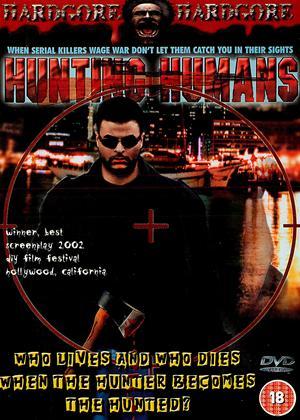 Hunting Humans Online DVD Rental