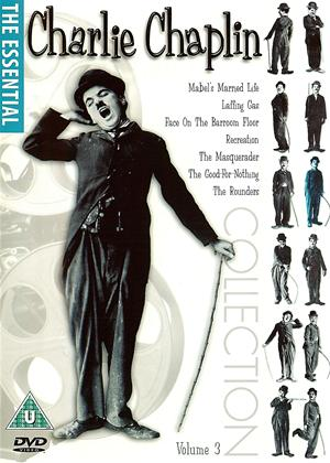 Rent The Essential Charlie Chaplin: Vol.3 Online DVD Rental