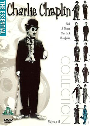 Rent The Essential Charlie Chaplin: Vol.6 Online DVD Rental
