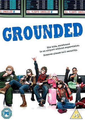 Grounded Online DVD Rental