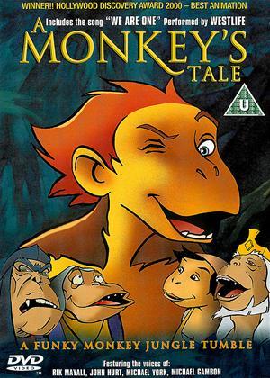 A Monkey's Tale Online DVD Rental