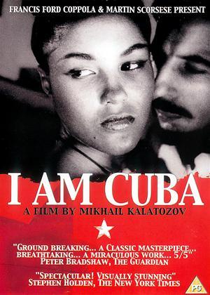 I Am Cuba Online DVD Rental