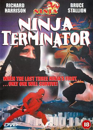 The Ninja Terminator Online DVD Rental