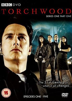 Rent Torchwood: Series 1: Part 1 Online DVD Rental