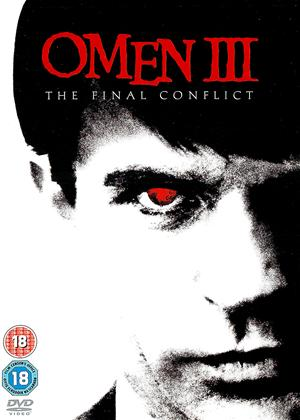 Rent The Omen III: The Final Conflict Online DVD Rental
