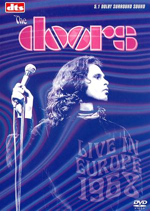The Doors: Live in Europe Online DVD Rental