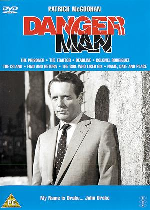Danger Man: Vol.3 Online DVD Rental