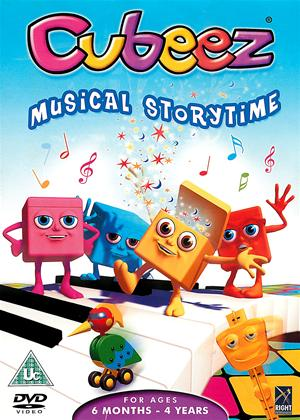 Cubeez: Musical Story Time Online DVD Rental