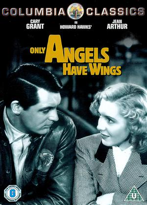 Only Angels Have Wings Online DVD Rental