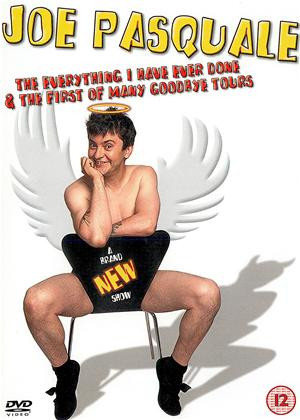 Joe Pasquale: The Everything I Have Ever Done Online DVD Rental