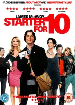 Starter for 10 Online DVD Rental