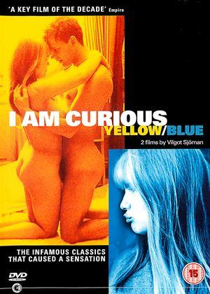 I Am Curious Yellow/Blue Online DVD Rental