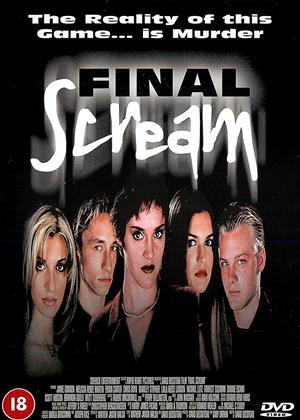 Final Scream Online DVD Rental