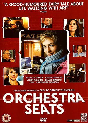 Rent Orchestra Seats (aka Fauteuils d'orchestre) Online DVD Rental