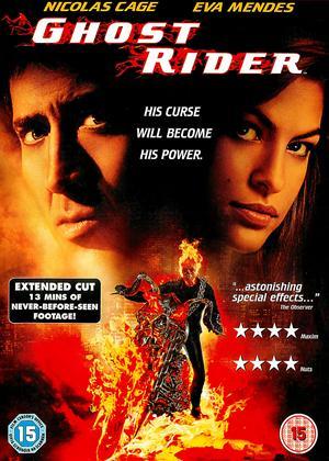 Ghost Rider Online DVD Rental