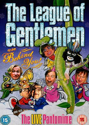 The League of Gentlemen Are Behind You Online DVD Rental