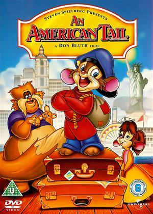 An American Tail Online DVD Rental