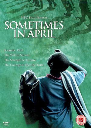 Sometimes in April Online DVD Rental