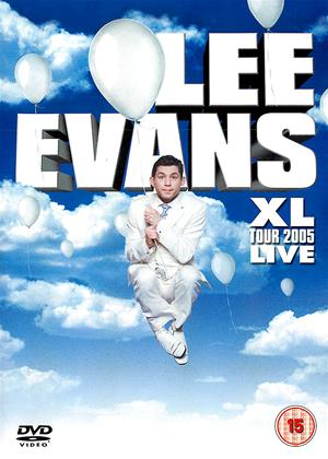 Rent Lee Evans: XL Tour 2005 Live Online DVD Rental