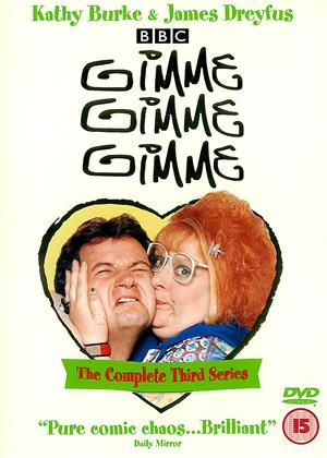 Rent Gimme Gimme Gimme: Series 3 Online DVD Rental