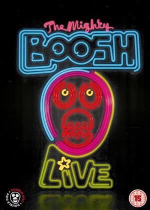 The Mighty Boosh: Live Online DVD Rental