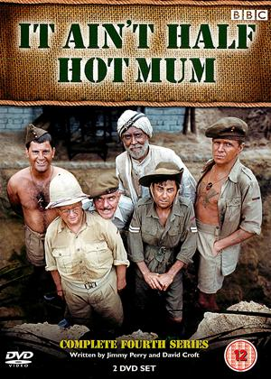 Rent It Ain't Half Hot Mum: Series 4 Online DVD Rental