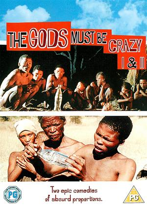 Rent The Gods Must Be Crazy Online DVD Rental