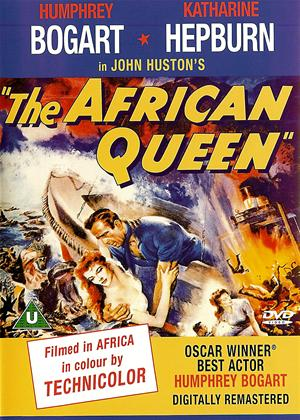 The African Queen Online DVD Rental