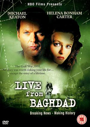 Live from Baghdad Online DVD Rental