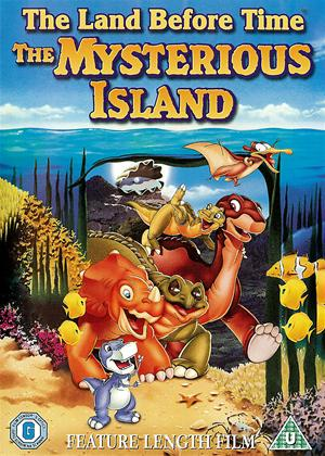 The Land Before Time 5: The Mysterious Island Online DVD Rental