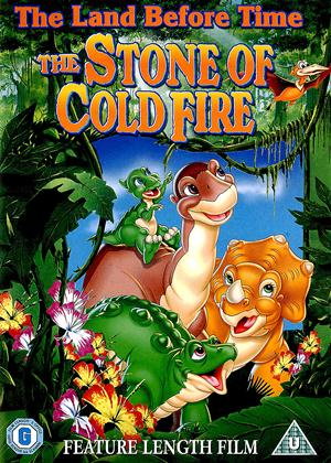 The Land Before Time 7: The Stone of Cold Fire Online DVD Rental