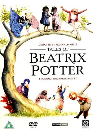 Rent Tales of Beatrix Potter Online DVD Rental