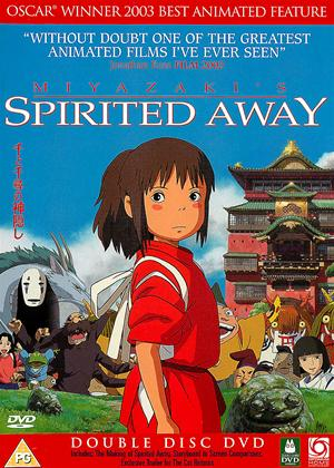 Spirited Away Online DVD Rental