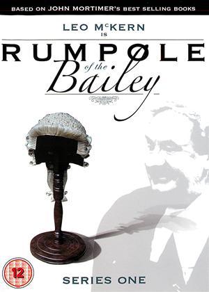 Rumpole of the Bailey: Series 1 Online DVD Rental