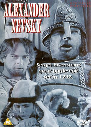 Alexander Nevsky Online DVD Rental