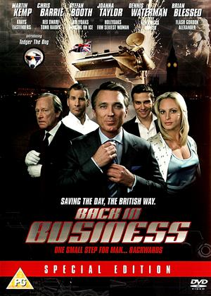 Back in Business Online DVD Rental