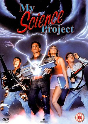 My Science Project Online DVD Rental