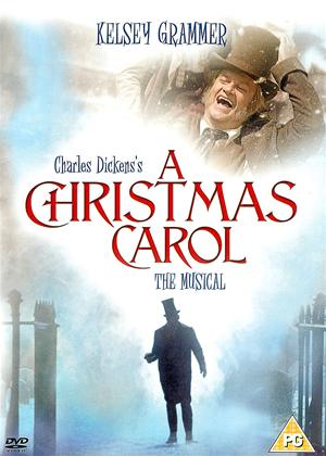 Rent A Christmas Carol: The Musical Online DVD Rental