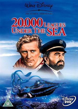 Rent 20,000 Leagues Under the Sea Online DVD Rental